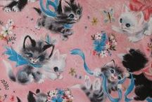 Vintage wrapping paper / by Marcie Fleischman