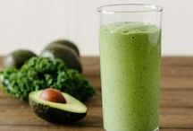 Juice, Smoothies & Cleanse concoctions / and make healthy smoothies too!