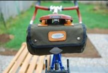 Bike Saddle bags - CycleStyle / Cool bags for attaching behind your bike saddle
