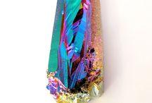 Crystals + Stones