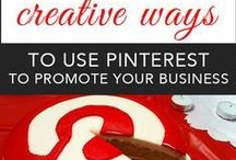 Pinterest for the Entrepreneur / Increase your internet exposure with Pinterest tips for entrepreneurs and small businesses