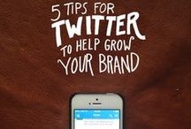 Twitter for the Entrepreneur / Increase your internet exposure with Twitter tips for entrepreneurs and small businesses