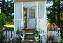 My Shabby Chic Cottage / by Paula Brucker
