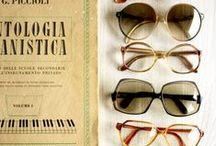 Trending { Eyeglasses } / by Emily Tanner Ranneby