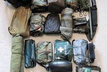 PREPPING | Bug Out Bags / This board is all about bug out bags, get home bags, and 72 hour kits. Although I recommend bugging in during most disasters, there are plenty of scenarios where you might have no choice but to run for the hills. In case that happens, you need to have a good bug out bag.