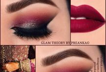 Simple make-up)