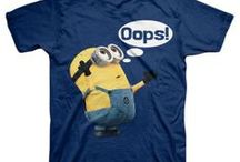 Despicable Me! Minions Minions Minions! / Love those cute little pill shaped guys? So do we!