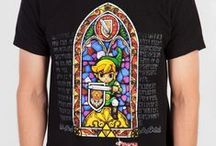 Video Game Apparel & Gifts