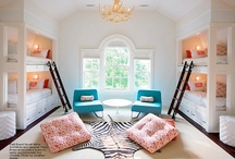 Girls Bedrooms / (Girl Rooms)