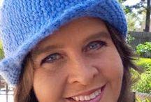 Crochet Hats, Tams, Berets, Caps, Headwear, Ya'll! / by Lee Ann Hamm