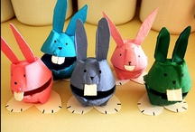 Easter ideas / by Lynn McDonald