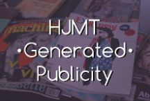 HJMT Generated Publicity