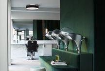 Studio Arkitekter / Hair salon inspirations