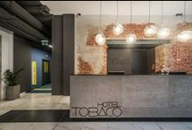 Studio Arkitekter / Reception inspirations