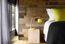 Studio Arkitekter / Bedroom inspirations