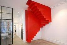 Studio Arkitekter / Staircase inspirations