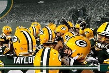 My Green Bay Packers / by Tina Veraghen  Demerse