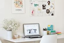 Sweet Home / bureau / by Eonisra