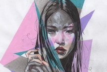 I SEE SOME ARTS.▲ ✎ / Fucking awesome illustrations!