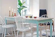 Sweet Home / salle à manger / by Eonisra