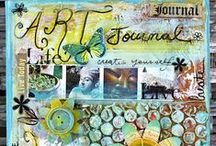 Michelle Grant desiGns ~ Art Journal ~