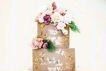 Wedding CAKES / {wedding planning}  the most beautiful wedding cakes : torte nuziali americane e non solo