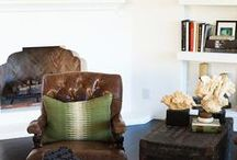 FIREPLACES / by Bixby & Ball