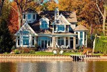 Homes / by Alexandra Hayden