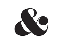 Ampersands / my favorite typographic character.