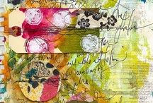 A) Mixed  Media / Art Journaling Ideas and Inspiration / by Donna F