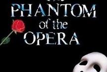 The Phantom of the Opera / by Rosa María Pereira Salazar
