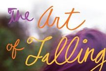 Art of Falling / The Art of Falling by Jenny Kaczorowski (Bloomsbury Spark, December 19, 2013) https://www.goodreads.com/book/show/18619662-the-art-of-falling