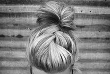 Hair Ideas / by Natalie Pray