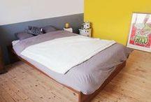 Jolies idées / peinture, meubles / by Eonisra