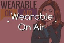 Wearable On Air / Learn the latest in Wearable Tech from our CEO, Hilary Topper!