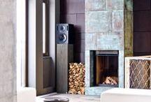 Studio Arkitekter / Fireplace inspirations
