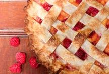 cakes & pies oh my! / recipes for cakes and pies that I must make