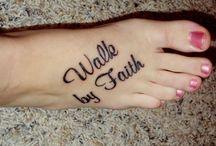 Tattoos Ideas / by Natalie Pray