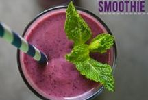 sweet smoothies / smoothies for breakfast or whenever