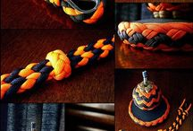 PARACORD IDEAS / by Lisa Cabrales