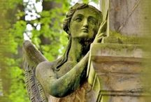 Peaceful places / Cemeteries