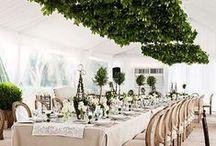 Wedding TABLES / {wedding planning} wedding decor, tables, centerpieces, tablescapes : allestimenti ricevimento di matrimonio