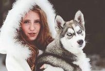 WINTER weddings / {wedding planning} winter wedding inspiration : ispirazioni per matrimonio d'inverno e sulla neve