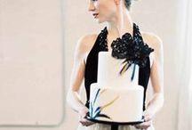 BLACK & WHITE weddings / {wedding planning} black and white with touches of color for a lighter, fresher version of an ever-elegant black tie color scheme : bianco e nero, la mia palette preferita e quella secondo me con più sprint