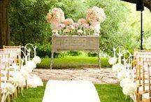 GARDEN weddings / {wedding planning} tender, romantic garden wedding inspiration : idee per un matrimonio primaverile fresco e romantico sui toni del rosa e del bianco