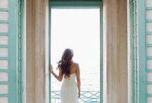AQUAMARINE weddings / {wedding planning} aqua wedding ideas inspired by the sea colors and the Bahamas light : idee per un matrimonio color acqua, giada, turchese ricercato