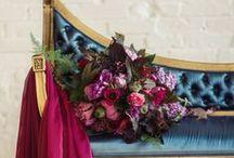 JEWEL TONES weddings