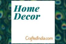Home Decor / Home accessories which are easy to replace and easy to move, and include almost any items that aren't strictly functionally necessary in the decorated space.