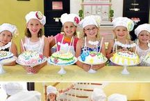 Kids birthday party ideas / girls birthday party ideas and boys birthday party ideas / by Mary Jo Cameron