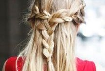 Pretty Hair / by Hayley